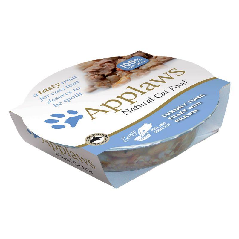 Applaws Cat Pot 10 x 60 g