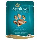 Applaws Cat Pouch em caldo para gatos 12 x 70 g