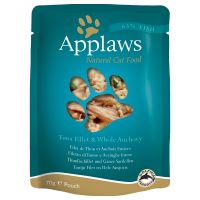 Applaws Cat Pouch en caldo para gatos 12 x 70 g