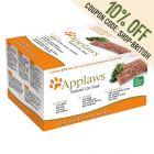Applaws Cat Pâté Mixed Multipack 7 x 100g