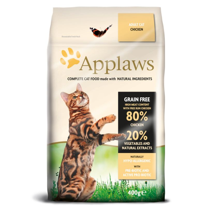 grain free diet now cats going wild