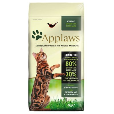 Applaws Chicken & Lamb Cat Food
