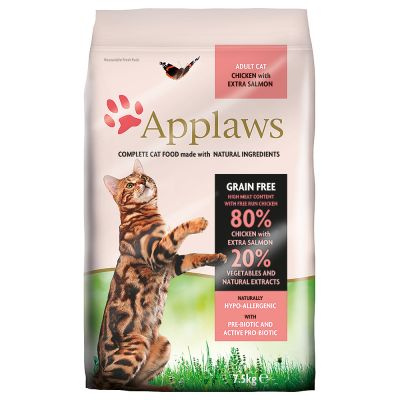 Applaws Chicken & Salmon Cat Food