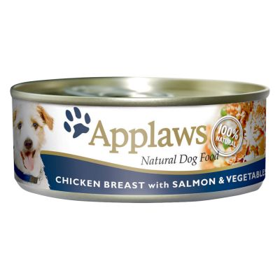 Applaws Dog Food in Broth 6 x 156g