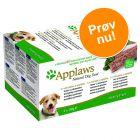 Applaws Dog Paté prøvepakke 5 x 150 g