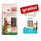 Applaws droogvoer + Applaws Puree 8 x 7 g Tonijn gratis!