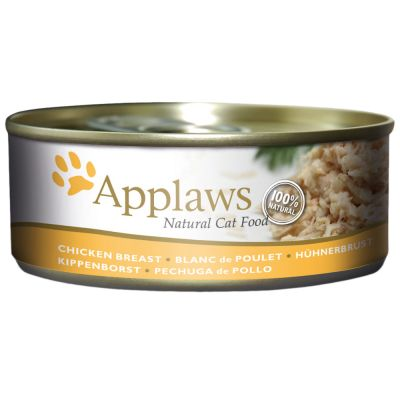 Applaws en caldo 12 x 156 g latas para gatos - Pack Ahorro