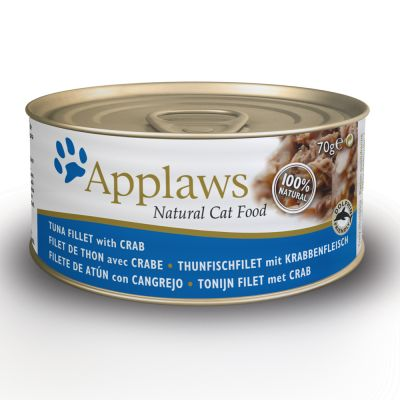 Applaws en caldo 12 x 70 g latas para gatos - Pack Ahorro
