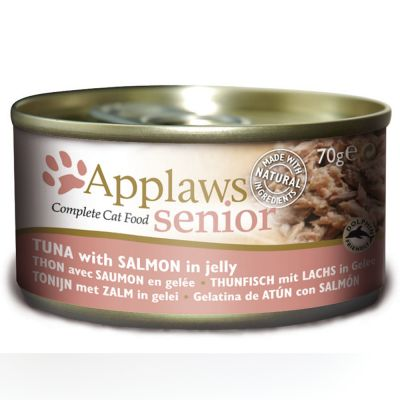 Applaws en gelatina 6 x 70 g latas para gatos