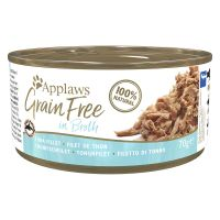 Applaws Grain Free en bouillon 6 x 70 g pour chat