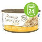 Applaws Grainfree i saus 24 x 70 g
