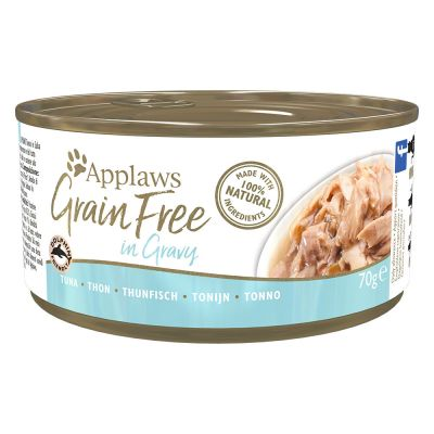 Applaws Grainfree in Salsa 24 x 70 g