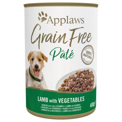 Applaws Grain-Free Pâté Dog Food 6 x 400g