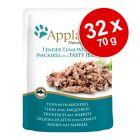Applaws kapsičky v želé 32 x 70 g