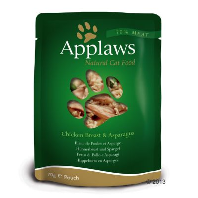 Applaws  kapsičky 12 x 70 g
