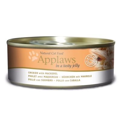 Applaws Katzenfutter in Jelly 6 x 156 g