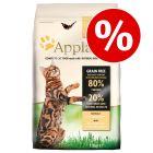 Applaws kissanruoka 7,5 kg erikoishintaan!
