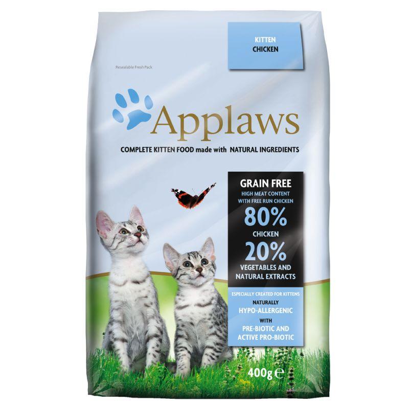 Applaws Kitten Chicken - spannmålsfritt