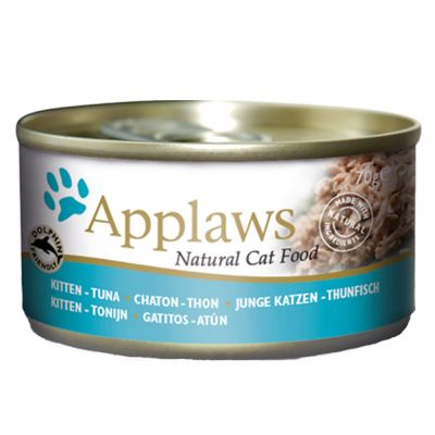 Applaws Kitten kattmat 6 x 70 g