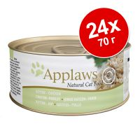 Applaws Kitten 24 x 70 г