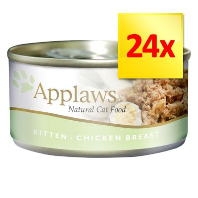 Applaws Kitten 24 x 70 g