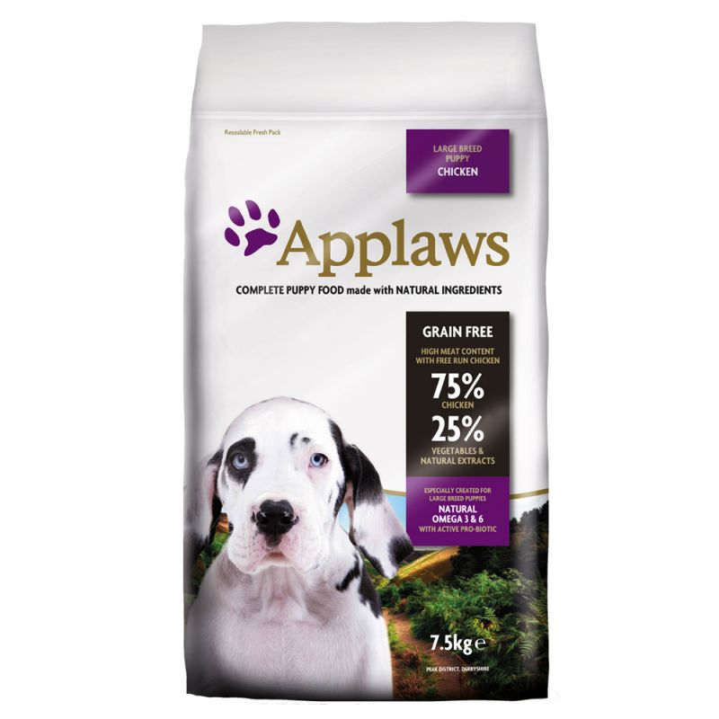 Applaws Large Breed Puppy Chicken