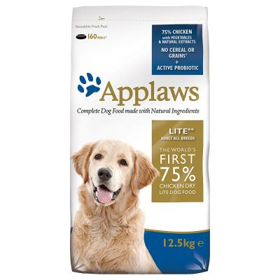 Applaws Light Cães Adultos - Frango