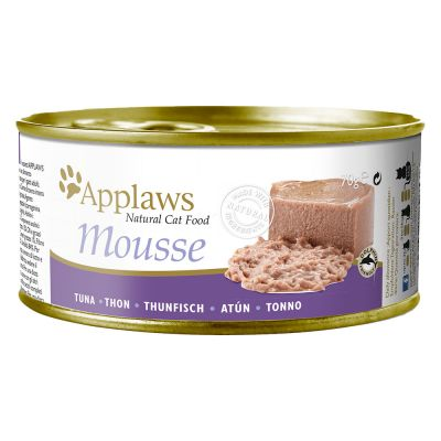 Applaws Mousse 6 x 70 g pour chat