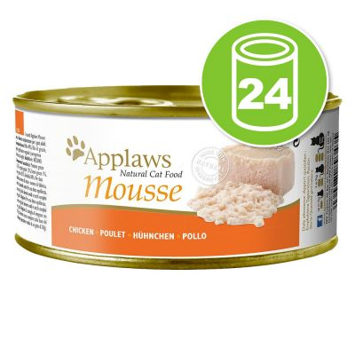 Applaws Mousse 24 x 70 g pour chat
