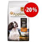 Applaws pienso para perros ¡a precio especial!