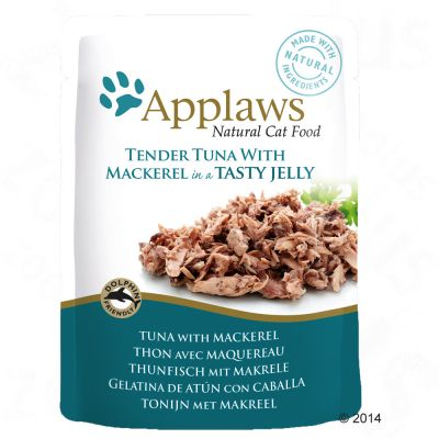 Applaws Pouch v želé 16 x 70 g