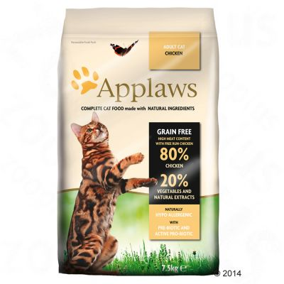 Applaws, poulet pour chat