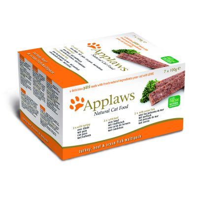 Applaws Pâté 7 x 100 g