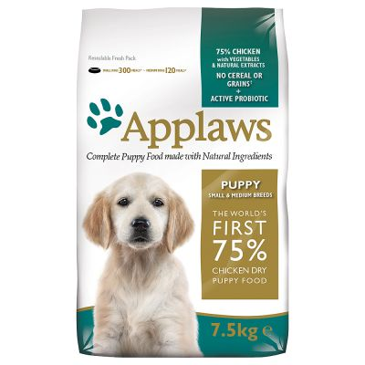 Applaws Puppy Small & Medium Breed - kylling