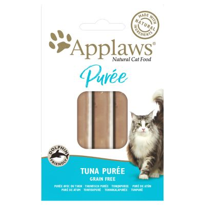 Applaws Puré snack para gatos