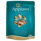 Applaws Selection, saszetki z rybą, 12 x 70 g