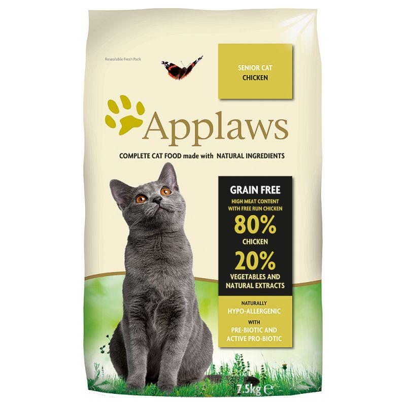 Applaws Senior Chicken - spannmålsfritt