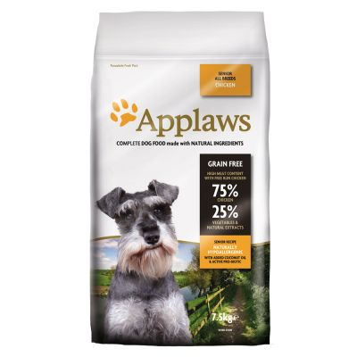 Applaws Senior con pollo para perros