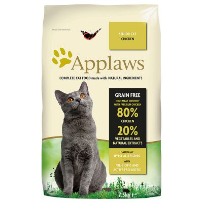 Applaws Senior Kattenvoer