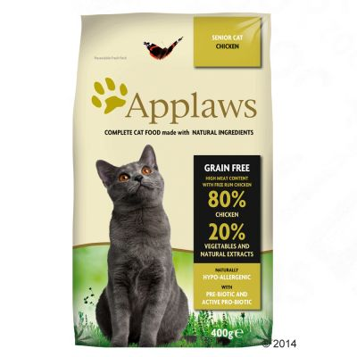 Applaws Senior pour chat