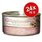 Applaws Senior -säästöpakkaus 24 x 70 g