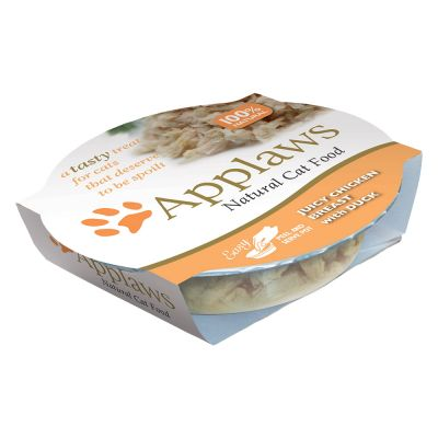 Applaws Tasty para gatos 10 x 60 g