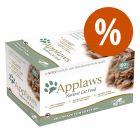 Applaws Tasty para gatos 8 x 60 g ¡con descuento!