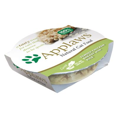 Applaws Tasty para gatos 20 x 60 g - Pack Ahorro