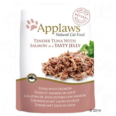 Applaws w galarecie, 16 x 70 g