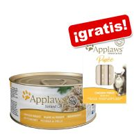 Applaws 24 x 70 g + Applaws lomo entero de atún 30 g ¡gratis!