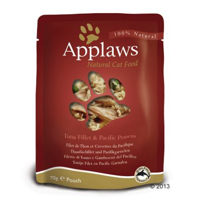 Applaws-kissanruoka 12 x 70 g
