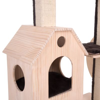 Arbre à chat Kitty's Playhouse