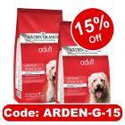Arden Grange Dog Food Economy Packs 2 x 12kg