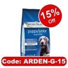 Arden Grange Large Breed Puppy/Junior - Chicken & Rice